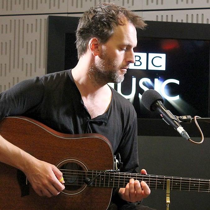 Jon Boden - Live Lounge